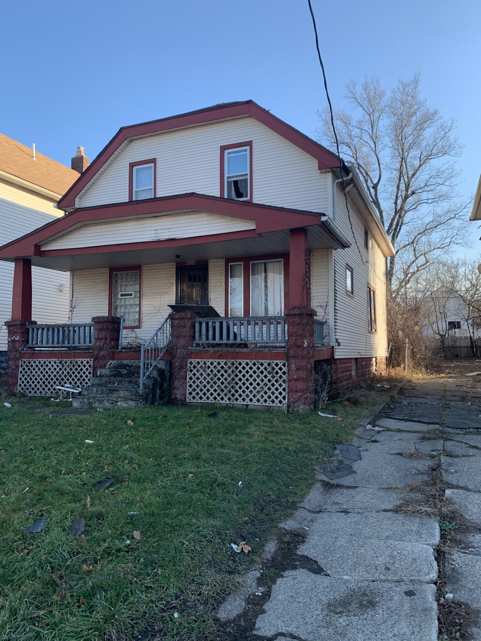 9324 Manor Avenue, OH 44104